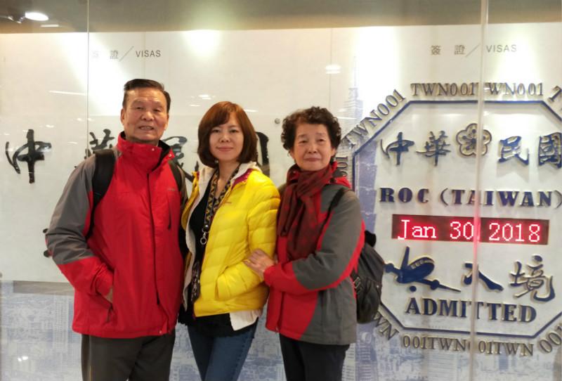 北京師娘等22人台湾包车12天-1